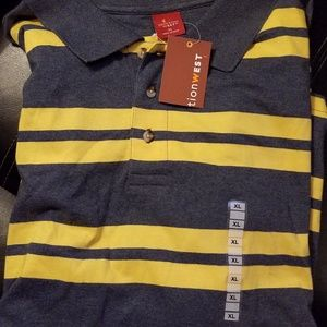 NWT Junction West Polo